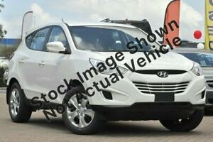 2012 Hyundai ix35 LM2 SE White 6 Speed Sports Automatic Wagon Townsville Townsville City Preview