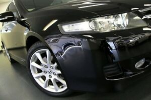 2006 Honda Accord Euro CL MY2006 Luxury Black 5 Speed Automatic Sedan Chatswood Willoughby Area Preview