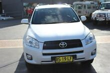 2012 Toyota RAV4 ACA38R MY11 Altitude (2WD) White 4 Speed Automatic Wagon South Maitland Maitland Area Preview