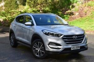 2016 Hyundai Tucson TL Active X 2WD Platinum Silver 6 Speed Sports Automatic Wagon St Marys Mitcham Area Preview