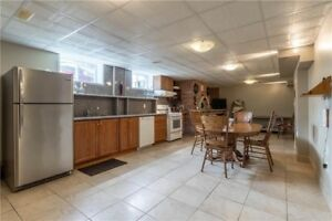 Grimsby Bright lower level 1BR+ Suite over 1000 sqft