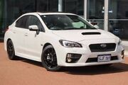 2017 Subaru WRX V1 MY17 Premium AWD Crystal White 6 Speed Manual Sedan Osborne Park Stirling Area Preview