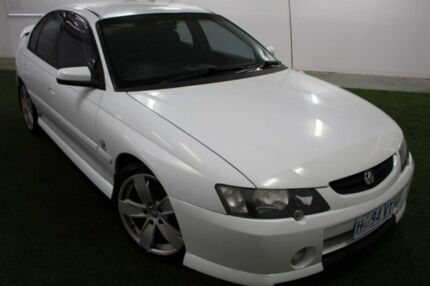 2003 Holden Commodore VY SS White 4 Speed Automatic Sedan Moonah Glenorchy Area Preview