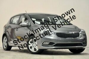 2015 Kia Cerato YD MY15 S Grey 6 Speed Sports Automatic Hatchback Telarah Maitland Area Preview