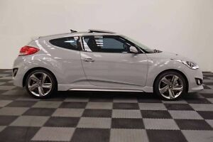 2012 Hyundai Veloster FS2 SR Coupe Turbo Grey 6 Speed Manual Hatchback Edgewater Joondalup Area Preview