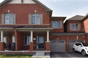 WOW!! Stunning 4 Bdrm House In Brampton! A Real Chance To Buy!!