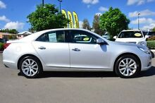 2013 Holden Malibu V300 MY13 CDX Silver 6 Speed Sports Automatic Sedan Moorooka Brisbane South West Preview