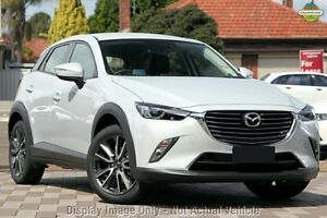 2017 Mazda CX-3 DK2W7A sTouring SKYACTIV-Drive Ceramic 6 Speed Sports Automatic Wagon West Hindmarsh Charles Sturt Area Preview