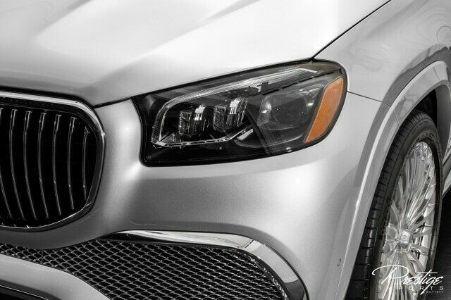 2021 Mercedes-Benz GLS Maybach GLS 600 SUV 4.0L 8-Cyl Engine Automatic Iridium S