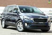 2015 Kia Carnival YP MY16 SI Blue 6 Speed Sports Automatic Wagon Mount Gambier Grant Area Preview