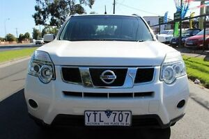 2011 Nissan X-Trail T31 Series IV ST-L White 1 Speed Constant Variable Wagon West Footscray Maribyrnong Area Preview