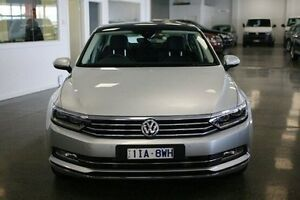 2015 Volkswagen Passat 3C (B8) MY16 Silver 6 Speed Sports Automatic Dual Clutch Sedan Frankston Frankston Area Preview