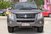 2008 Holden Rodeo RA MY08 LT Crew Cab 60th Anniversary Grey 5 Speed Manual Utility East Toowoomba Toowoomba City Preview