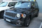 2016 Jeep Renegade BU MY16 75th Anniversary DDCT Black 6 Speed Sports Automatic Dual Clutch Hallam Casey Area Preview