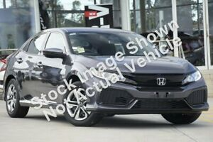 2019 Honda Civic 10th Gen MY18 VTi Grey 1 Speed Constant Variable Hatchback Ravenhall Melton Area Preview