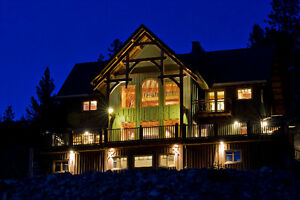 NARAMATA Timberframe house on .82 acre LAKE VIEW!