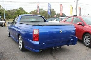 2005 Holden Ute VZ Storm S Blue 4 Speed Automatic Utility Moorabbin Kingston Area Preview