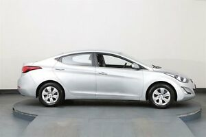 2014 Hyundai Elantra MD Series 2 (MD3) Active Silver 6 Speed Automatic Sedan Smithfield Parramatta Area Preview