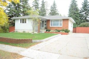 Large 4 Bedroom House in St. Albert-finished basement