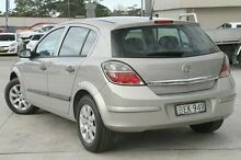 2007 Holden Astra AH MY07 CD Beige 5 Speed Manual Hatchback Pennant Hills Hornsby Area Preview