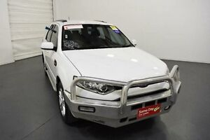 2013 Ford Territory SZ TX Limited Edition (4x4) Winter White 6 Speed Automatic Wagon Moorabbin Kingston Area Preview