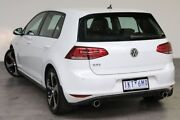 2015 Volkswagen Golf VII MY15 GTI DSG White 6 Speed Sports Automatic Dual Clutch Hatchback Mornington Mornington Peninsula Preview