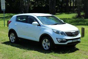 2013 Kia Sportage SL Series 2 SI (FWD) White 6 Speed Automatic Wagon Port Macquarie Port Macquarie City Preview