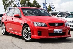 2008 Holden Commodore VE MY09 SS Red 6 Speed Manual Sedan Bellevue Swan Area Preview