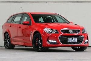 2016 Holden Commodore Red Sports Automatic Wagon Vermont Whitehorse Area Preview