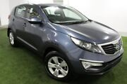 2010 Kia Sportage SL SI Blue 6 Speed Sports Automatic Wagon Moonah Glenorchy Area Preview
