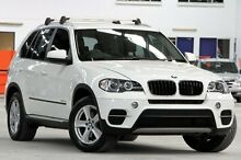 2012 BMW X5 E70 MY12 Upgrade xDrive 30D White 8 Speed Sequential Auto Wagon Coopers Plains Brisbane South West Preview