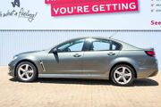 2016 Holden Commodore VF II MY16 SV6 Grey 6 Speed Sports Automatic Sedan Morley Bayswater Area Preview