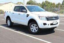 2012 Ford Ranger  White Sports Automatic Utility Devonport Devonport Area Preview