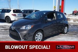 2016 Toyota Yaris LE AUTOMATIC Accident Free,  Bluetooth,  A/C,