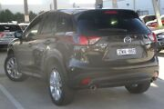 2013 Mazda CX-5 KE1031 MY14 Maxx SKYACTIV-Drive AWD Sport Black 6 Speed Sports Automatic Wagon Airport West Moonee Valley Preview