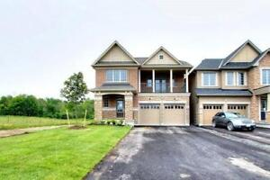 *HUGE NEW Detached home for Lease on PREMIUM LOT North Oshawa!*
