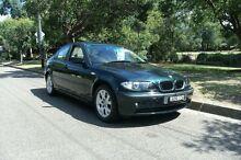 2003 BMW 318I E46 Green 5 Speed Auto Steptronic Sedan Homebush Strathfield Area Preview