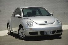 2008 Volkswagen Beetle 9C MY2008 Miami Reflex Silver 5 Speed Manual Coupe Phillip Woden Valley Preview