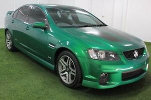 2011 Holden Commodore VE II SS Green 6 Speed Manual Sedan Moonah Glenorchy Area Preview