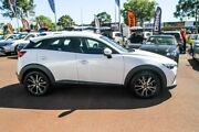 2018 Mazda CX-3 DK4W7A sTouring SKYACTIV-Drive i-ACTIV AWD White 6 Speed Sports Automatic Wagon Cannington Canning Area Preview