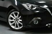 2013 Mazda 3 BM5238 SP25 SKYACTIV-Drive GT Black 6 Speed Sports Automatic Sedan Hamilton East Newcastle Area Preview