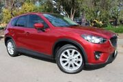 2012 Mazda CX-5 KE1071 Grand Touring SKYACTIV-Drive AWD Red 6 Speed Sports Automatic Wagon Thebarton West Torrens Area Preview