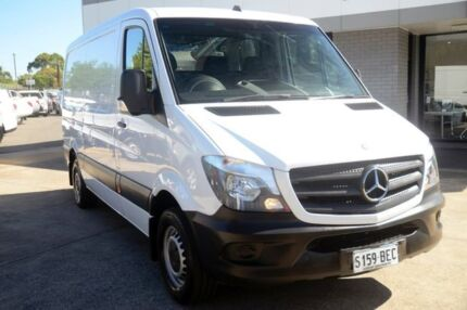 2014 Mercedes-Benz Sprinter NCV3 MY14 313CDI Low Roof MWB 7G-Tronic White 7 Speed Sports Automatic Hillcrest Port Adelaide Area Preview