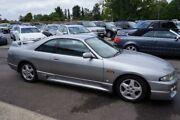 1997 Nissan Skyline ECR33 GTS-T Silver Manual Coupe Elderslie Camden Area Preview