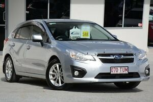 2014 Subaru Impreza G4 MY14 2.0i-L AWD Silver 6 Speed Manual Hatchback Moorooka Brisbane South West Preview