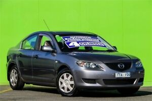 2005 Mazda 3 BK10F1 Neo Silver 4 Speed Sports Automatic Sedan Ringwood East Maroondah Area Preview