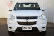 2013 Holden Colorado RG MY14 LX Crew Cab White 6 Speed Sports Automatic Utility Rosewater Port Adelaide Area Preview