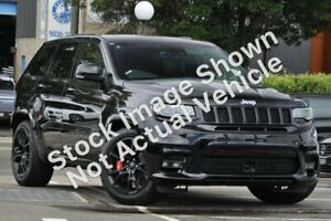 2017 Jeep Grand Cherokee WK MY17 SRT Black 8 Speed Sports Automatic Wagon Clarkson Wanneroo Area Preview
