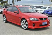 2010 Holden Commodore VE MY10 SS V Red 6 Speed Sports Automatic Sedan Wangara Wanneroo Area Preview
