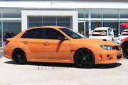 2012 Subaru Impreza G3 MY13 WRX Club Spec AWD Tangerine Orange 5 Speed Manual Sedan Liverpool Liverpool Area Preview